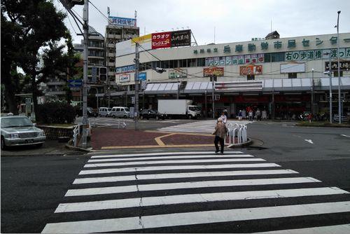 JR兵庫駅からの道順3