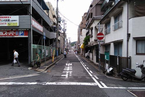 JR兵庫駅からの道順7