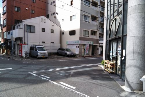 JR兵庫駅からの道順8